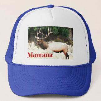 No # 14,CCP-No406,MF Truckers Cap, MT. ELK Trucker Hat