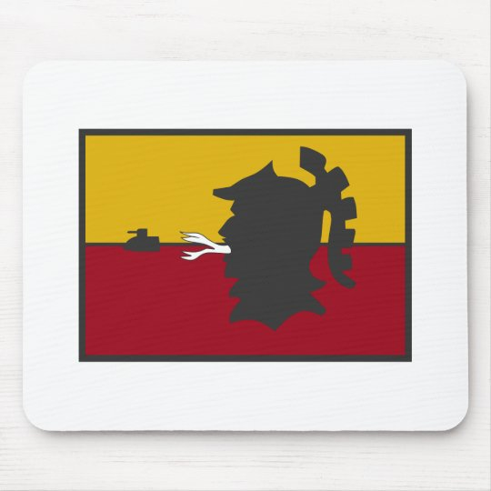 No 1 Armoured Replacement Group C.M.F.png Mouse Pad