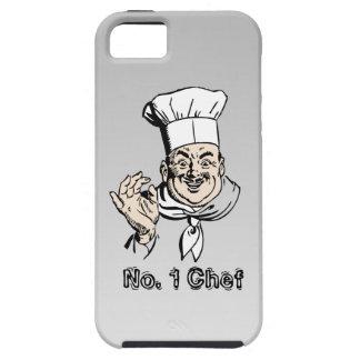 No. 1 Chef Tough iPhone 5 Case