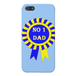 No 1 dad iPhone 5/5S case