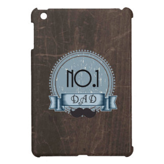 No.1 DAD RETRO father's Gift iPad Mini Cases