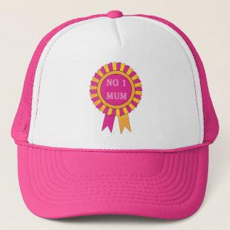 No 1 mum trucker hat