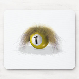 No.1 Pool Mouse Mat