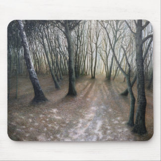 No.2 - 'After the snow' by Ron McGill. Mouse Pad