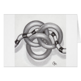 No. 31 Bound Rings Card