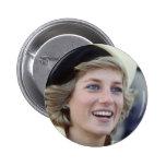 No.37 Princess Diana Southampton 1984 Pinback Button