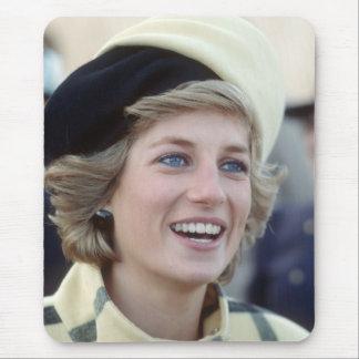 No.37 Princess Diana Southampton 1984 Mouse Mat