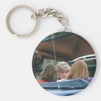 No.38 Princess Diana polo 1986 Key Chains
