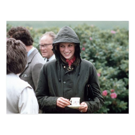 No.40 Princess Diana Lochmaddy 1985 Post Cards