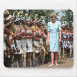 No.41 Princess Diana Cameroon 1990 Mouse Pads