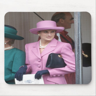 No.43 Princess Diana, Windsor Castle 1993 Mousemat