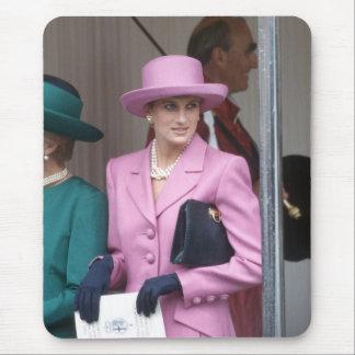 No.43 Princess Diana, Windsor Castle 1993 Mouse Pad