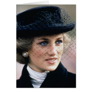 No.44 Princess Diana France 1988 Card