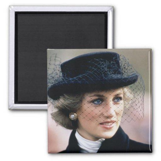No.44 Princess Diana France 1988 Magnets