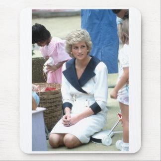 No.45 Princess Diana Australia 1988 Mouse Pad