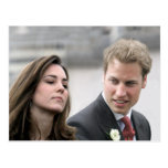 No.47 Prince William & Kate Middleton Postcard