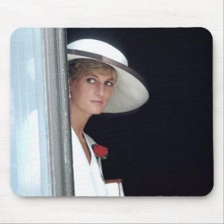 No.48 Princess Diana, Winchester, England 19 Mouse Pad