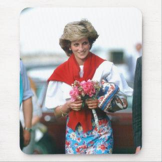 No.51 Princess Diana, Cirencester 1985 Mouse Mat
