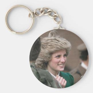 No.53 Princess Diana Germany 1985 Key Chain