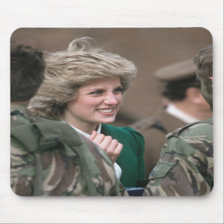 No.53 Princess Diana Germany 1985 Mousemats
