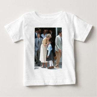 No.56 Princess Diana Egypt 1992 Baby T-Shirt