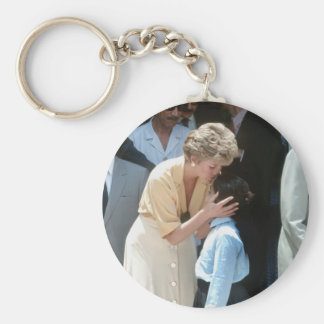 No.56 Princess Diana Egypt 1992 Keychain