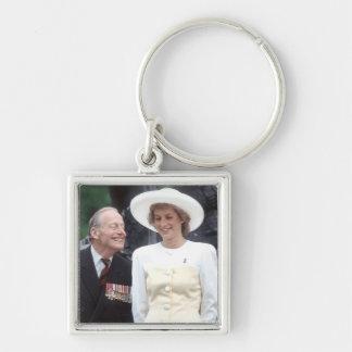 No.58 Princess Diana London 1989 Key Chains