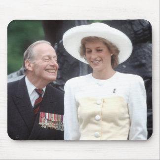No.58 Princess Diana London 1989 Mouse Pad