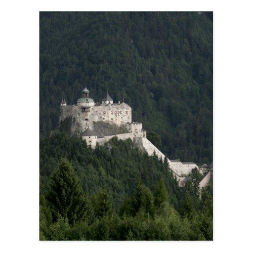 No.5 Hohenwerfen Castle Austria Post Cards