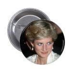 No.64 Princess Diana New York City 1989 Pin