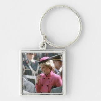 No.66 Princess Diana Vienna 1986 Key Chains