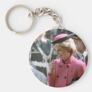 No.66 Princess Diana Vienna 1986 Keychain