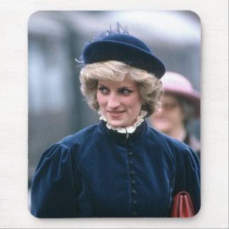 No.67 Princess Diana Nottingham 1985 Mouse Mat