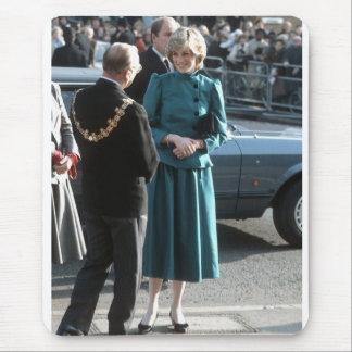 No.74 Princess Diana Croydon 1983 Mouse Mat