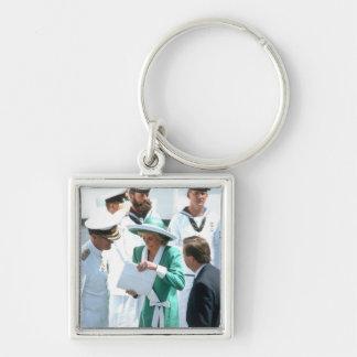 No.81 Princess Diana, Sydney 1988 Key Chain