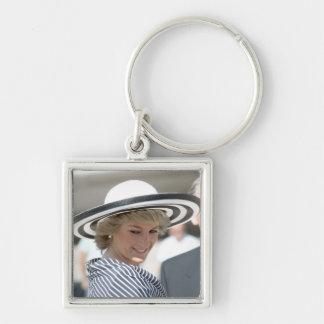 No.83 Princess Diana Sydney 1988 Key Chain