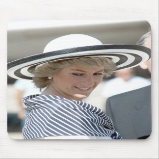 No.83 Princess Diana Sydney 1988 Mouse Mats