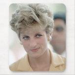 No.90 Princess Diana Egypt 1992 Mouse Pad
