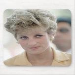No.90 Princess Diana Egypt 1992 Mousepad