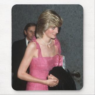 No.91 Princess Diana London 1983 Mouse Mat