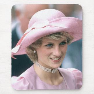 No.97 Princess Diana Tetbury 1985 Mouse Pad