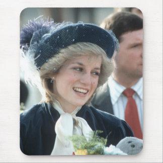 No.98 Princess Diana Wantage 1983 Mouse Mat
