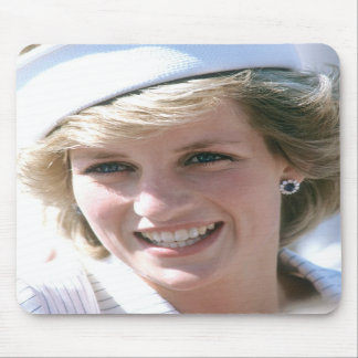 No.99 Princess Diana Isle of Wight Mouse Mats