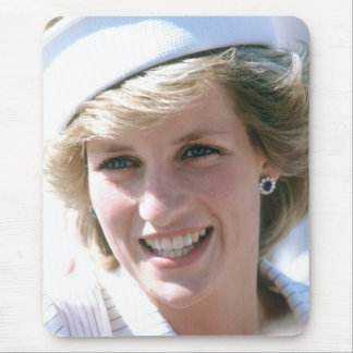 No.99 Princess Diana Isle of Wight Mouse Pad