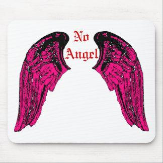 no angel mouse mat