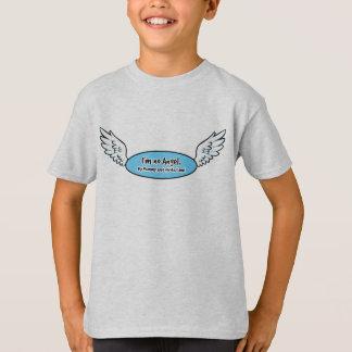 No Angel Mummy thinks I am T-Shirt