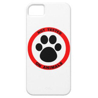 No Animal Testing Symbol iPhone 5 Cover