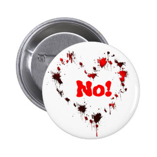 No! Pinback Buttons
