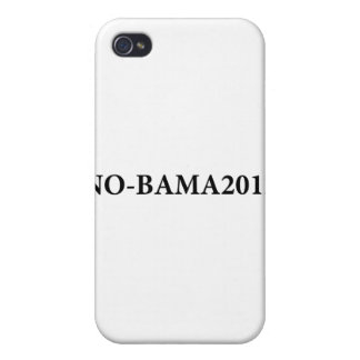 No Bama2012 iPhone 4 Cover
