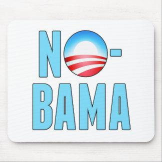No-Bama Anti Obama Mouse Pads